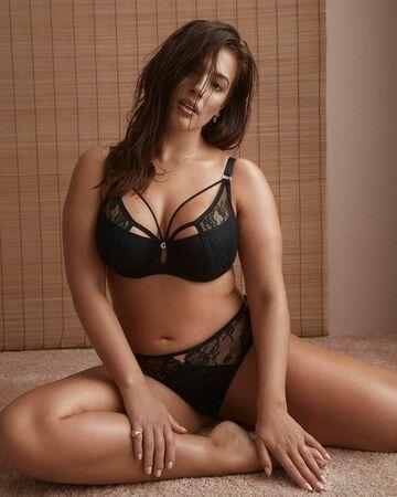 Piękna figura nie zawsze wynosi 40kg - Ashley Graham