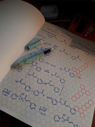 Zeszyt do chemii