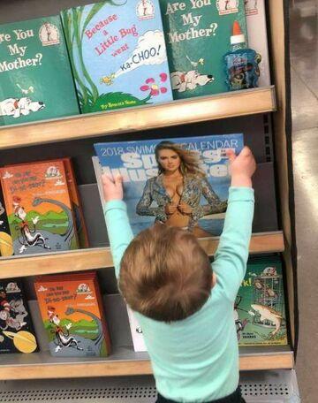 """""""Mamo chcę tę książeczkę"""""""