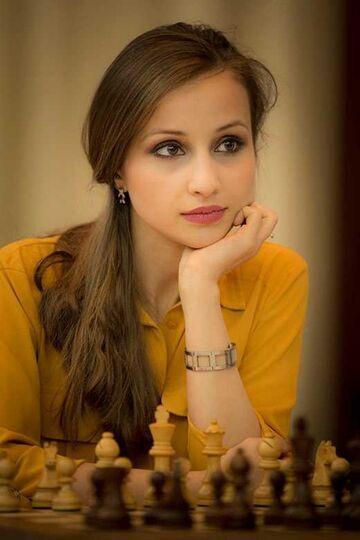 Gruzińska szachistka Sopiko Guramishvili