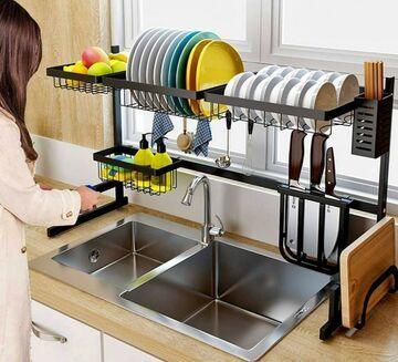 Pomysłowa stojak do kuchni