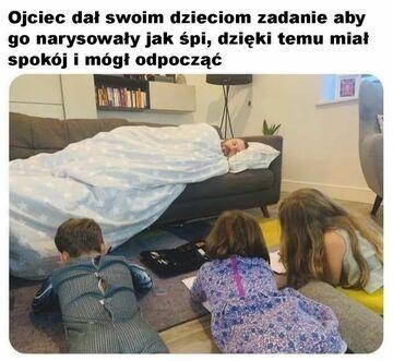 Ojciec geniusz!