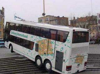 Autobusem pod same drzwi
