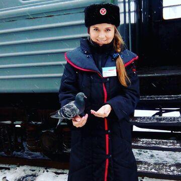 Konduktorka z Rosji #3