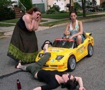 Nigdy nie jedź po alkocholu