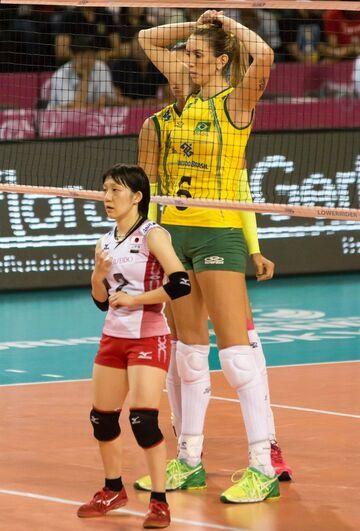 Równe szanse Japonia vs Brazylia