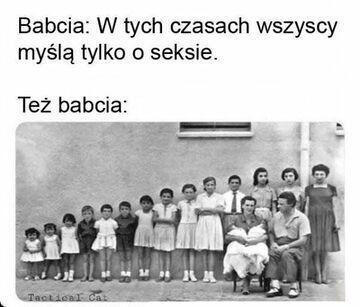 Babcia...