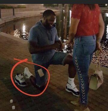 Kolano zegnę, ale buta nie zniszczę!