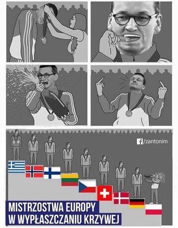 Mistrzostwa Europy w wydłużaniu krzywej
