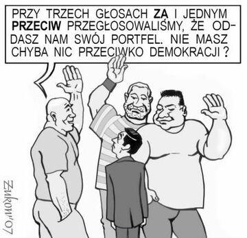 Demokracja...