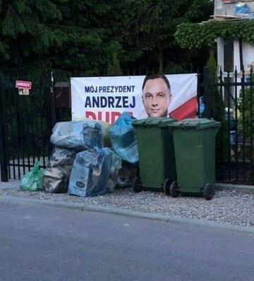 """Mój prezydent """"Andrzej Duda"""""""