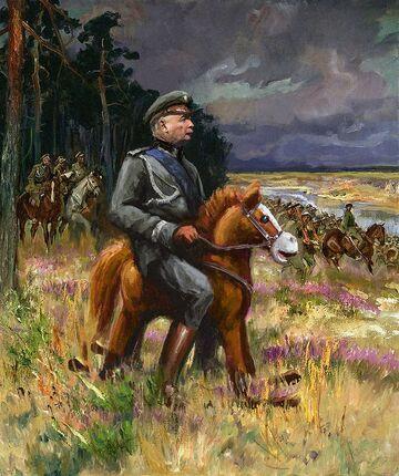 Prawie jak Piłsudski