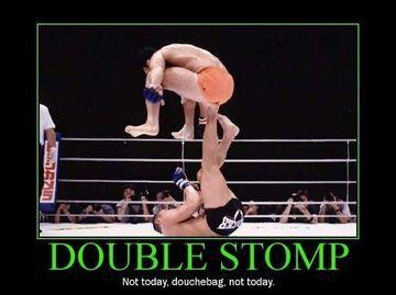 DUBLE STOMP