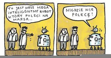 Inteligetny robot