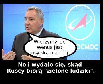 Szef Roskosmosu o Wenus