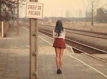 Strzeż się pociągu!