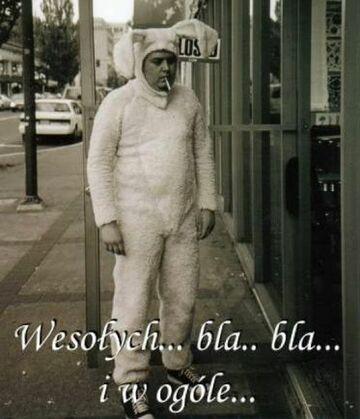 Wesołych.. bla.. bla.. i w ogóle...