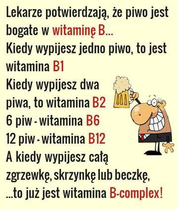 Grupa witamin typu B