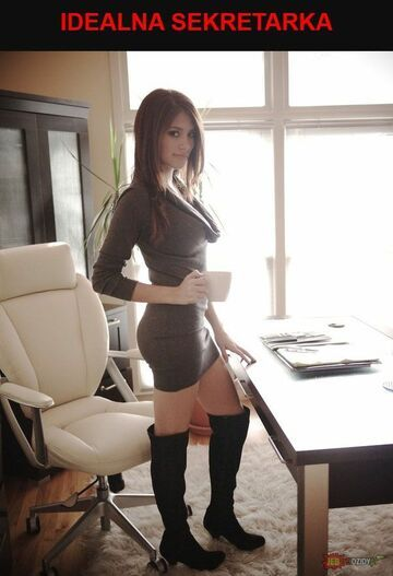 Idealna sekretarka.