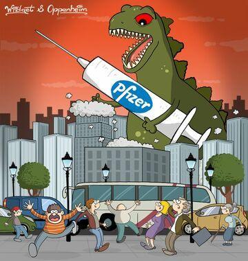Godzilla nadchodzi