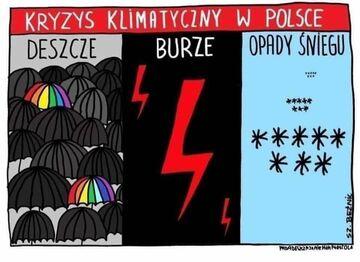 Kryzys klimatyczny w Polsce