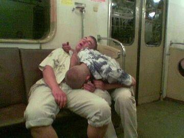 Zakochani w metrze