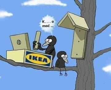 meble z Ikea