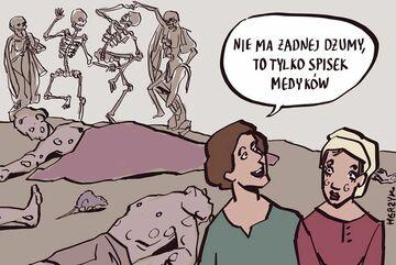 Europa. 670 lat temu.