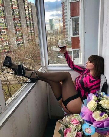 Takie tam, na balkonie