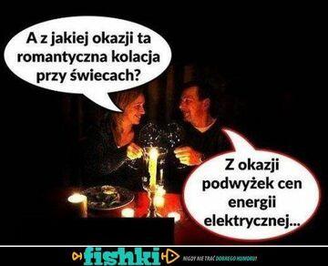 Niech żyją rachunki za prąd. ;)