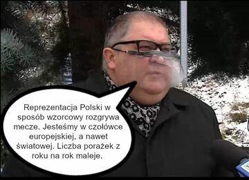 Kielecki rzecznik po meczu ze Słowacją.