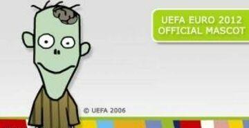 Maskotka Euro 2012