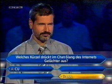 w niemieckich milionerach - LOL
