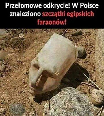 Szczątki egipskich faraonów w Polsce!