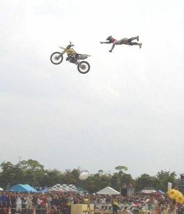 motor mu uciekł