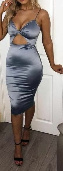 A czy w takiej sukience mogłabym pójść na wesele?
