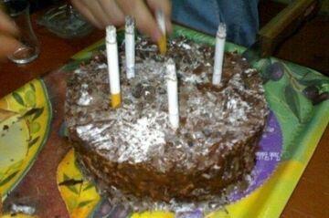 Niezłe świeczki.