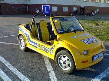 B1 – prawo jazdy od 16 lat!