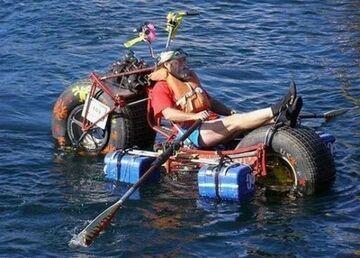 Moto-Łódka