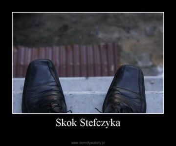 Skok Stewczyka!