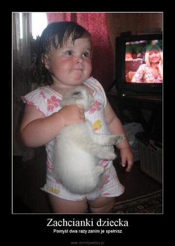 Zachcianki dziecka