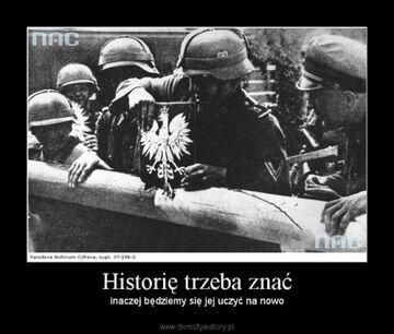 Historię trzeba znać