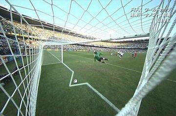 Nieuznany gol, Anglia - Niemcy