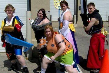 WTF? Final Fantasy X