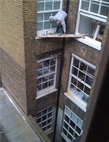 Malowanie okien