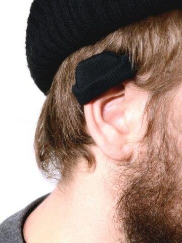 Czapka na uszy