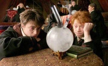 Harry potter i zaczarowana faja