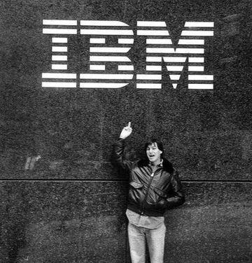 Steve Jobs - IBM