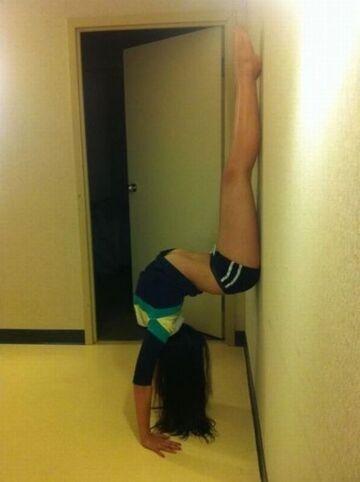 Gimnastyczka