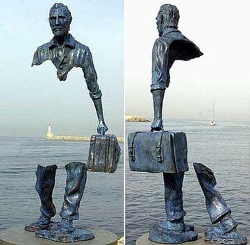 Czy kiedykolwiek widziałeś taki pomnik?